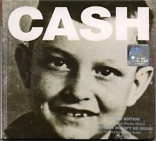 JOHNNY CASH American VI Ain't No Grave 2010 MALAYSIA LIMITED EDITION DIGIPAK CD