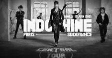 places concert Indochine fosse CENTRAL TOUR Stade De France 19 juin 2021