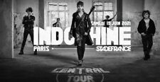 1 place concert Indochine fosse CENTRAL TOUR Stade De France 19 juin 2021