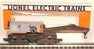 Lionel 6-6567 LCCA Crane Car LN/Box