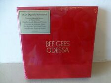 THE BEE GEES - ODESSA - 3CD SET - FELT BOX - REMASTERED - NEW / SEALED