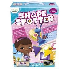 Disney Junior Doc Mcstuffins Shapespotter Learning Game Gift