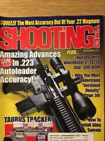 Shooting Times Magazine Nov 2001 .223 Auto Loader Accuracy
