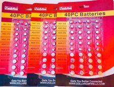 Batteries Assorted  120 Pcs SUPER Alkaline Set