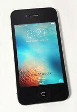 Apple iPhone 4s - 8GB - Black (Sprint) A1387 (CDMA + GSM) Works Great