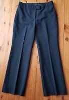 ANNE KLEIN Black Dress Pants Size 6P