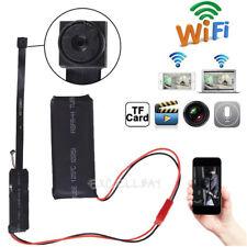 Wireless 32GB Digital IP Camera Spy Nanny CAM Hidden DIY Mini Micro DVR Video