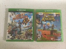XBOX ONE:  Lot of 2 - SUNSET OVERDRIVE & PORTAL KNIGHTS