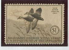 U.S. Stamps Scott #Rw7 Mint,No Gum,Fine+ (P9485N)