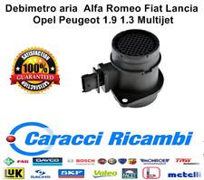 Debimetro aria Alfa Romeo Fiat Lancia Opel Peugeot 1.9 1.3 Multijet 0281002980-E