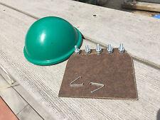 Simplex Drive In Movie Speaker Junction Box Dome-Clips-Circuit Board Repair Kit