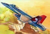 80321 F/A-18C Hornet 1:48 Hobbyboss
