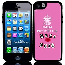 Keep Calm and Put It In The Burn Book For Iphone 6 Case Cover