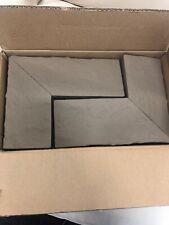 NextStone Polyurethane Faux Stone Ledger Outside Corner - Sandstone Buff