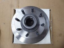 NEW PROFESSIONAL'S CHOICE FRONT BRAKE ROTOR 121.65037 FITS VEHICLES ON CHART