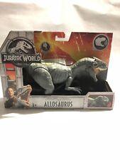 Mattel - Jurassic World Allosaurus with Sound - New