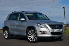 2009 VW TIGUAN R LINE 2.0 TDI 140 4MOTION 4X4 (TOP SPEC) kuga q5 xc60