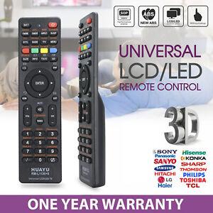 TV Remote Control Universal LCD/LED For Sony/Samsung/Panasonic/LG/TCL/Soniq AUS