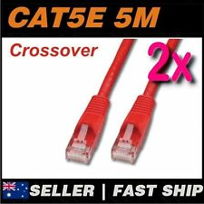 15-19ft RJ-45 Ethernet Crossover Cables