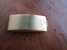 Vintage Genuine Gold-plated OMEGA Clasp Buckle n° 27. 19 mm.