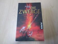 Markus Heitz - DIE ZWERGE - TB - Piper - (19016)