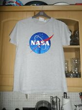 Ladies Primark Nasa T Shirt Size 10/12 New With Tags