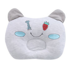 Newborn Baby Pillow Stereotype Head Anti Roll Correction Pillow W