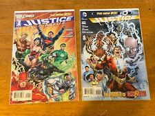 Justice League  new 52  Variant #0, newsstand #1