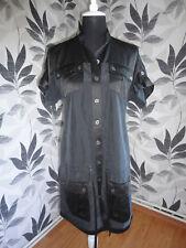 MEXX Damen Kleid Hemdkleid Partykleid Sommerkleid Gr.36 neu