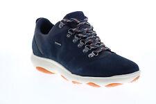 Geox туманность 4 X 4 B ABX D946TB00022C4002 женские синие кроссовки, обувь, евро