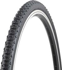 "2 X Kenda Kross Cyclo K161 24"" X 1 3/8"" 37-540 Bike Cycle Wire Tyre Black KT06B"