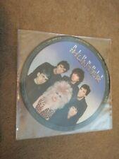 Blondie - Hunter - UK LP PICTURE DISC (1982)