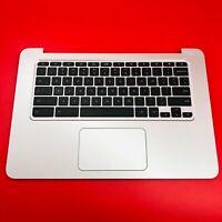 ORIGINAL HP ChromeBook 14-X 14-X015WM w/ Touchpad Palmrest Keyboard EAY09003030