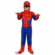 COSTUME CARNEVALE da SPIDERMAN AVENGERS UOMO RAGNO BABY 28010 vestito per bambin