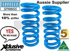 Front Low Coil Springs Suspension Holden Commodore VT VX VY VZ Ute Lovells