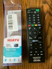 RM-L1185 Universal TV Remote Control Huayu LCD TV for Sony (See List)
