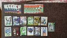 1990s Football Marvin Harrison 30-card lot 16 rookies - Indianapolis Colts