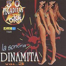 FREE US SHIP. on ANY 2 CDs! ~Used,VeryGood CD Sonora Dinamita: 30 Pegaditas De O