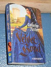 Velvet Bond by Catherine Archer FREE SHIPPING 0373288824
