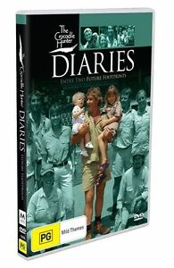 The Crocodile Hunter Diaries - Entry 2 : Future Footprints (DVD, 2009) Region 4