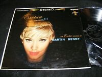 EXOTICA Vol III The Exotic Sounds of Martin Denny STEREO EXOTICA Liberty LP 1959