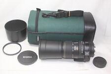 Sigma APO 170-500mm F/5-6.3 AF Lens Case for Minolta Sony Alpha Mount