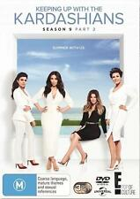 Keeping Up With The Kardashians SEASON 9 Part 1 - 2 : NEW DVD
