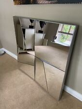 Dwell Large Square Mirror 102cm By 102cm