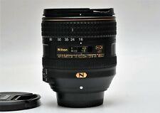 Nikon AF-S Nikkor DX 16-80mm F/2.8-4E ED VR Lens