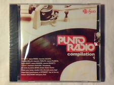 CD Punto Radio compilation 1 VASCO ROSSI IL BLASCO SIGILLATO SEALED!!!