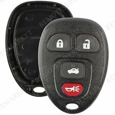 Replacement for Buick Allure Lacrosse Cobalt Malibu Remote Key Fob 4b Shell Case