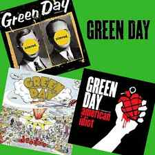 Green Day Albums Bundle - Dookie / Nimrod / American Idiot - 3 x Vinyl LP *NEW*