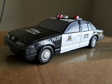 2002 TONKA POLICE CAR ELECTRONIC LIGHTS SOUNDS SIREN