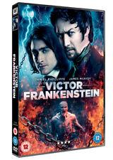 Victor Frankenstein DVD (2016) James McAvoy